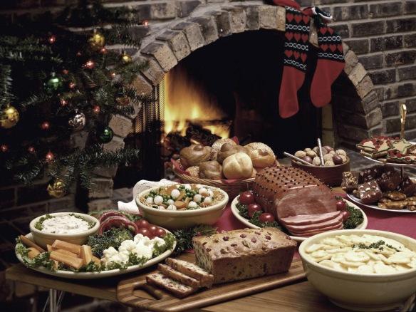 Cena-navideña